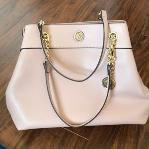 Anne Klein Blush Handbag